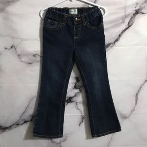 Toddlers Bootcut Stretch Jeans 4T